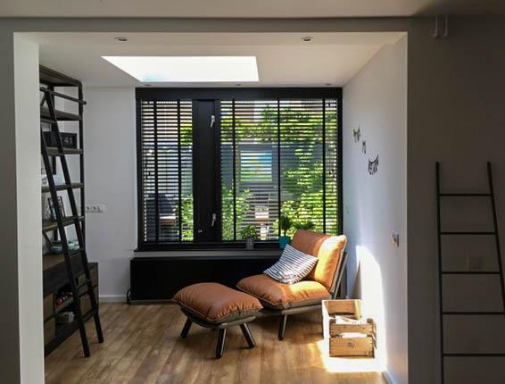 Top Raamdecoratie voor de woonkamer VX22