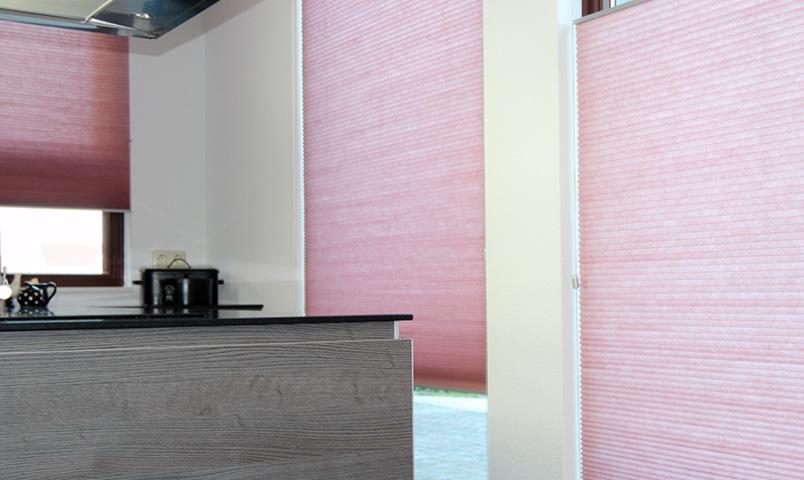 Raamdecoratie Voor De Keuken : Raamdecoratie voor de keuken RaamIdee